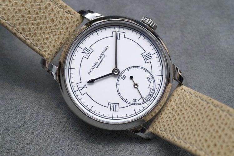Rexhep Rexhepi Chronometre Contemporain Watch