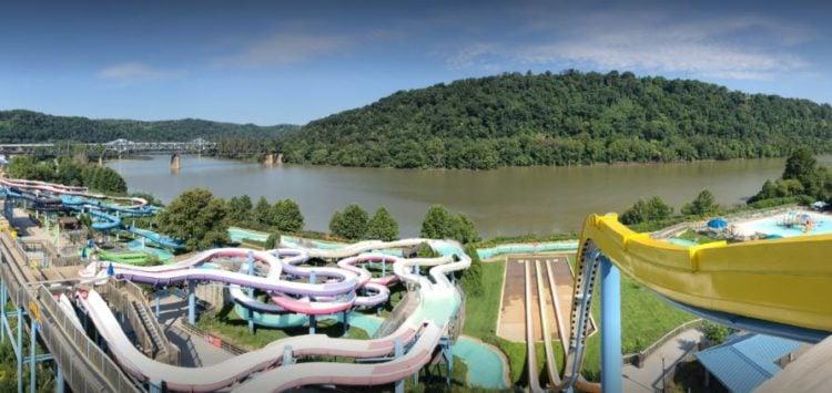 Sandcastle Waterpark: Pittsburgh, Pennsylvania