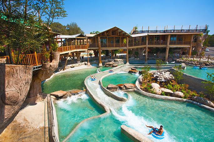 Schlitterbahn Waterpark New Braunfels - New Braunfels, Texas