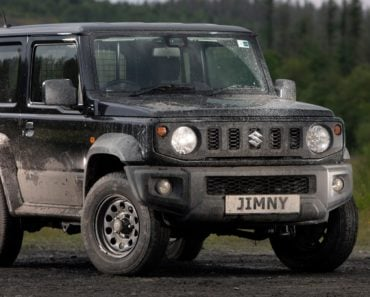 What is the Suzuki Jimny and Can You Get it in the U.S?