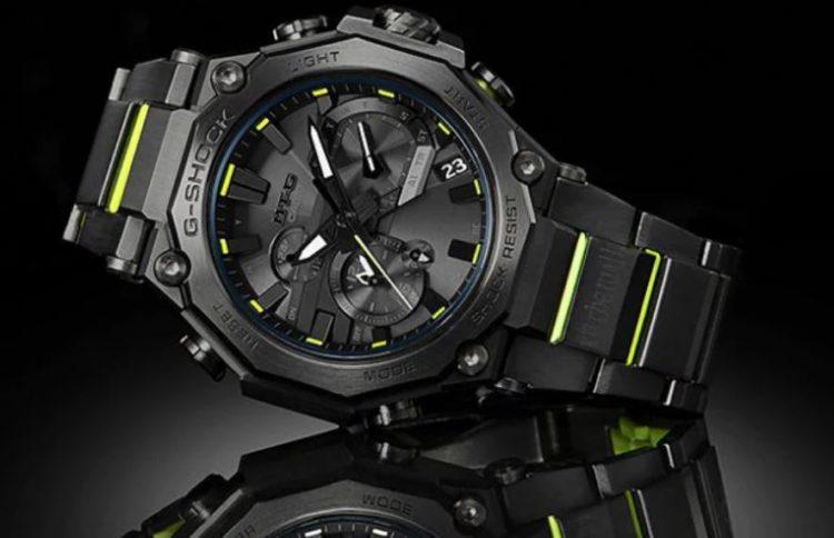 The Casio G-Shock MT-G B2000 Watch