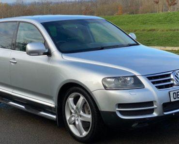 Underrated SUV: The Volkswagen Touareg V10 TDI