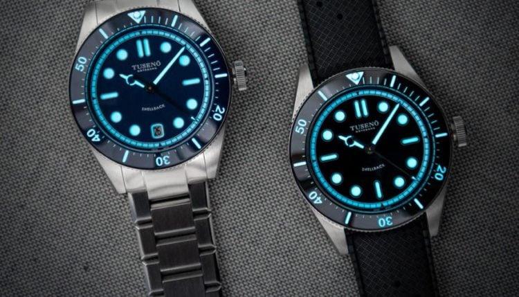 Tuseno Shellback Dive Watch