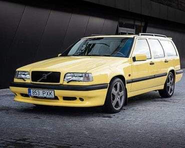 Remembering and Appreciating the Volvo 850 T-5R