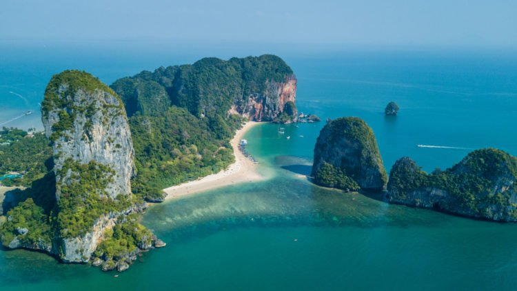 Escape the crowds at Railay