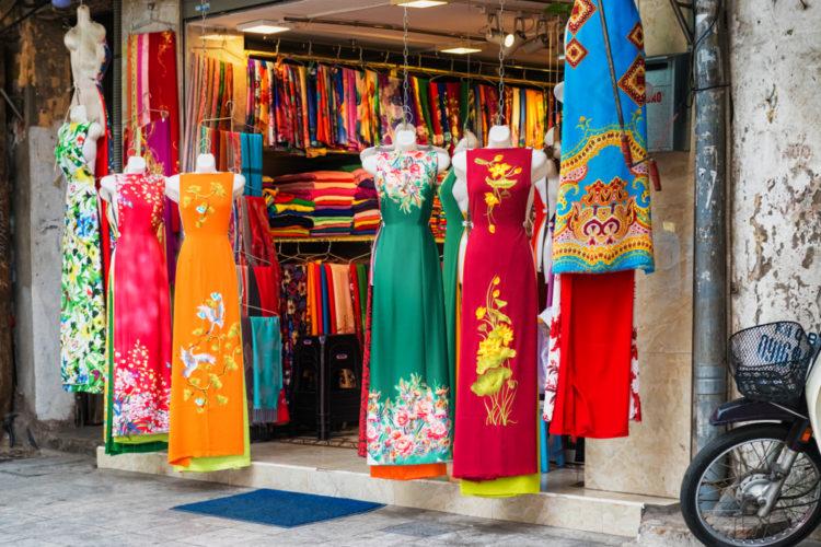 Indulge in some retail therapy at Van Lan