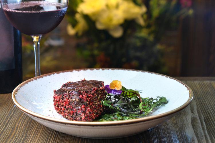 Tuck into some steak at Cattlemen's Steakhouse