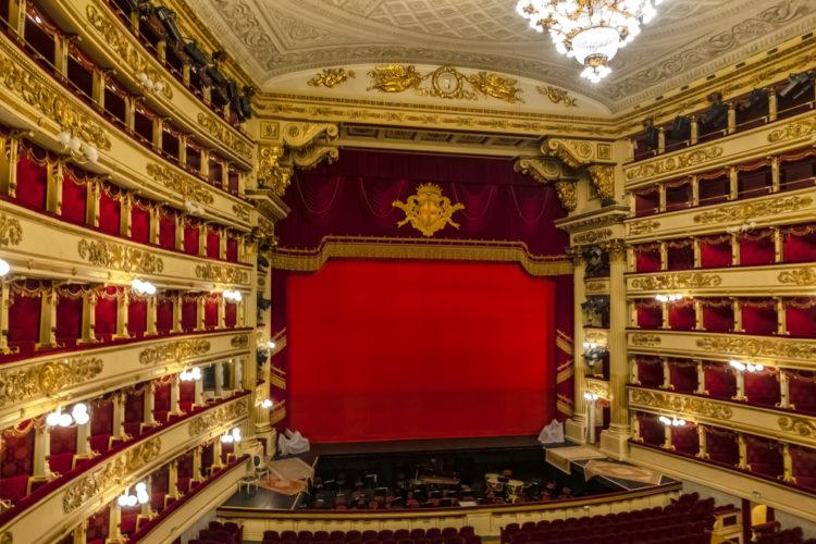 Take in an opera