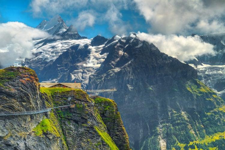 Hike the Eiger Trail