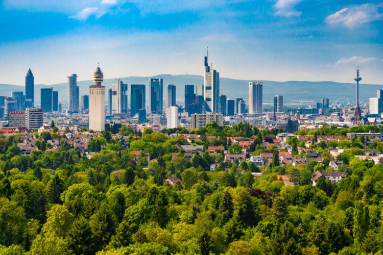 Explore Frankfurt City Forest