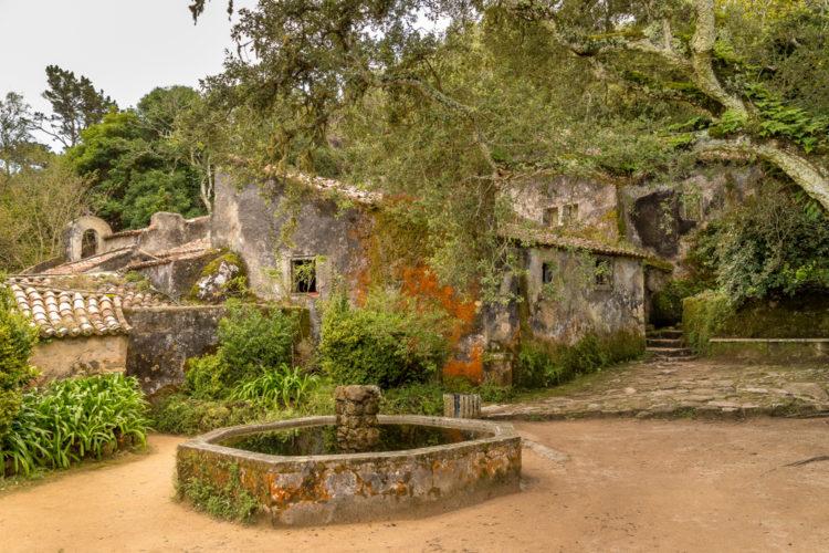Tour the remnants at Convento dos Capuchos