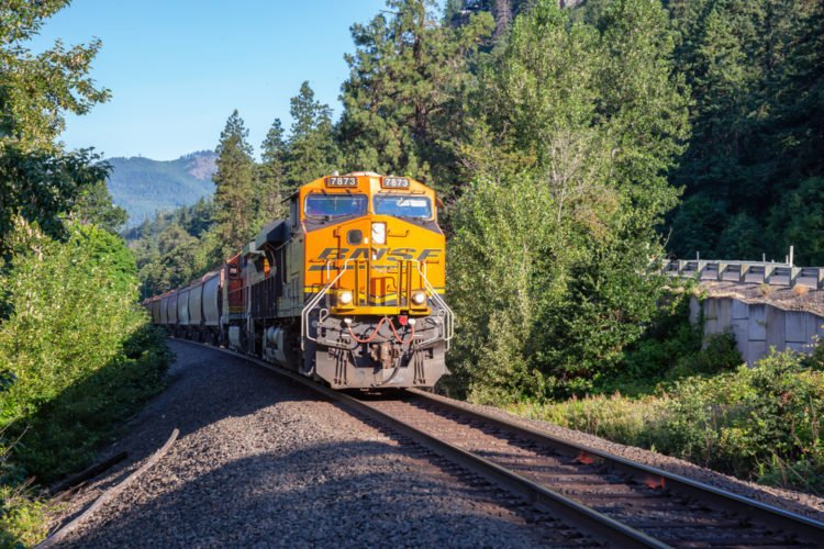 United States Train Rides