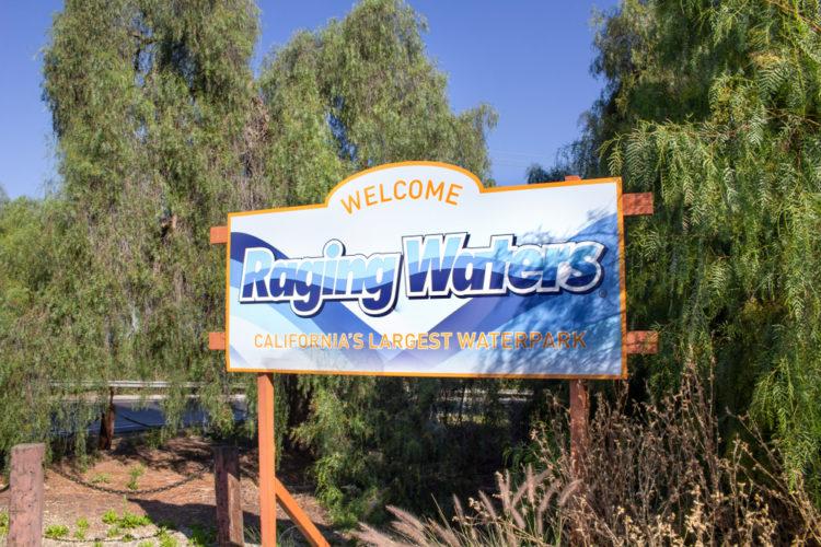 Raging Waters - San Dimas, California