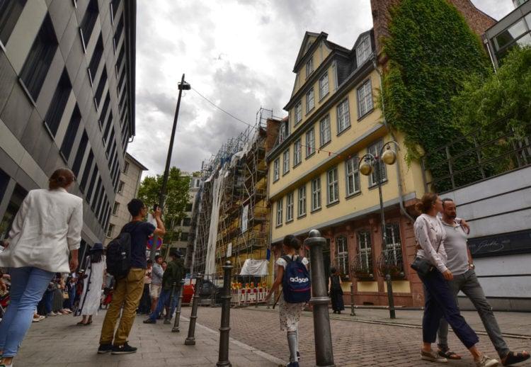 Tour the Goethe House
