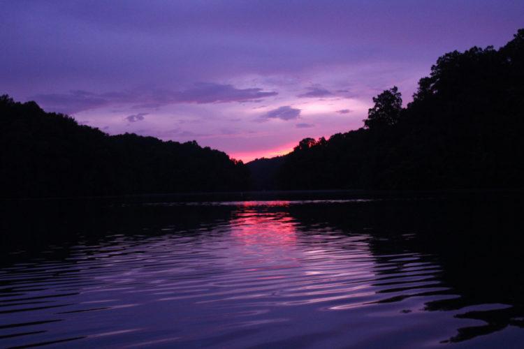 Tim Ford Lake