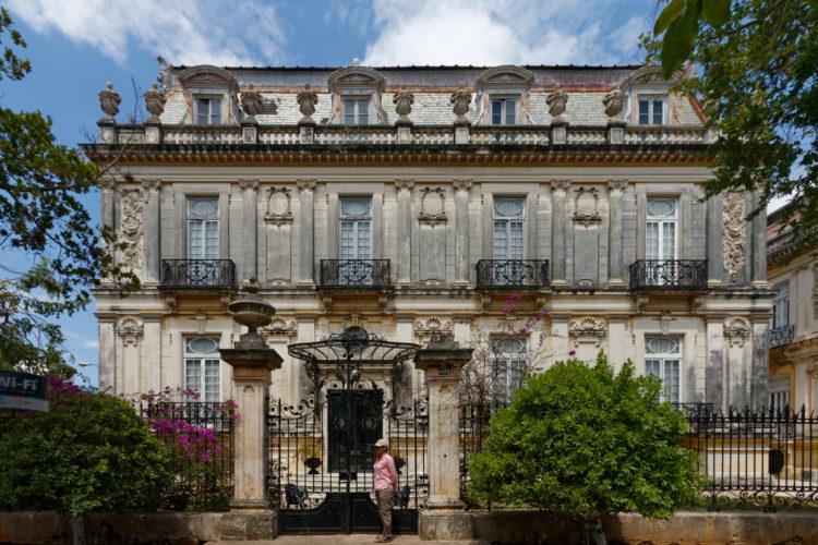 Tour the Casa de Montejo