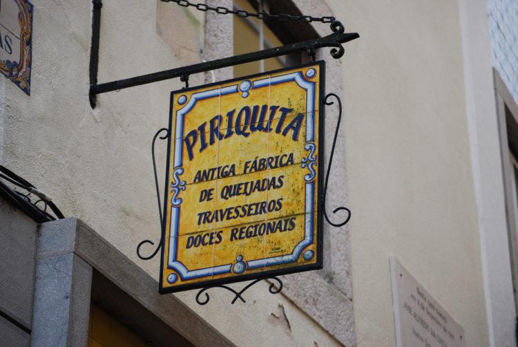 Try a sweet treat at Casa Piriquita
