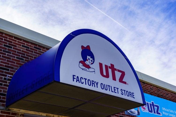 Utz Potato Chip Factory Tour