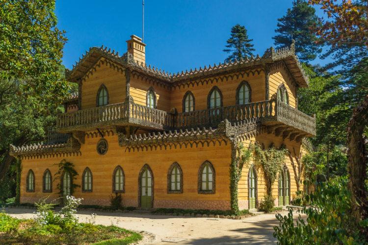 Visit Condessa d'Edla Chalet