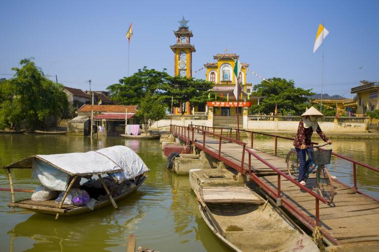 Take a trip to Kenh Ga
