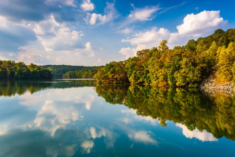 Maryland Lakes