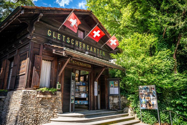Glacier Garden of Lucerne