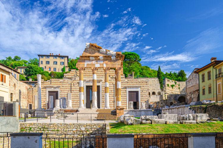 Tour Tempio Capitolino