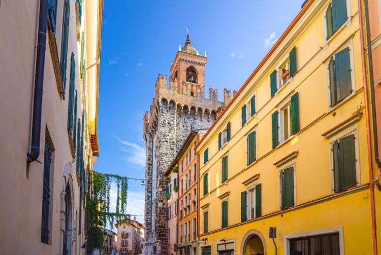 Tour Torre della Pallata