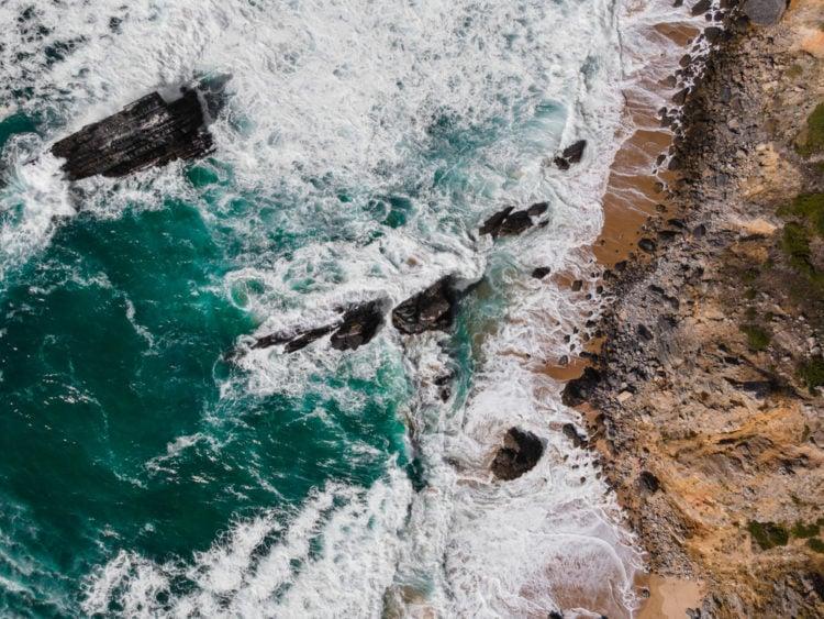 Sintra's beaches