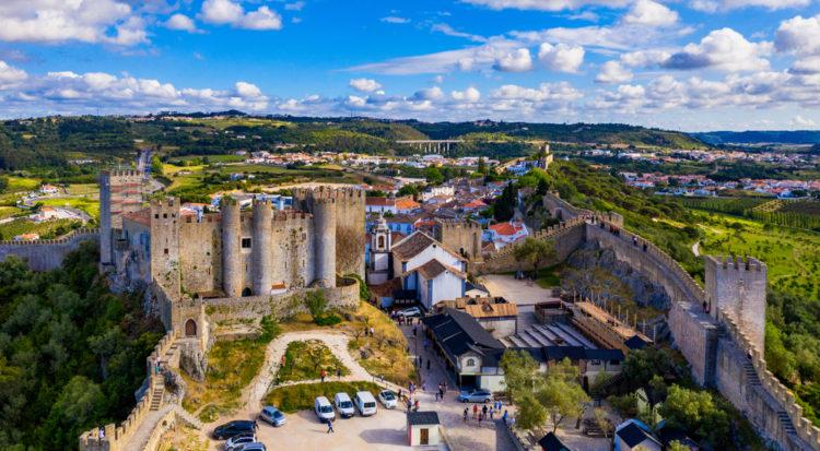 Take a trip to Óbidos