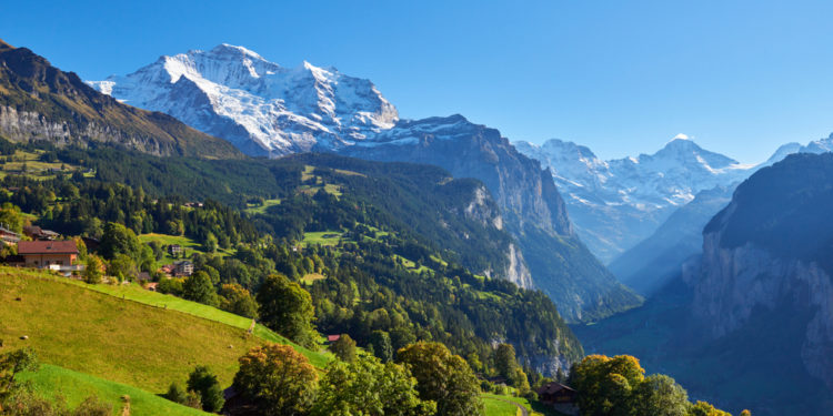 Take the long way to Wengen
