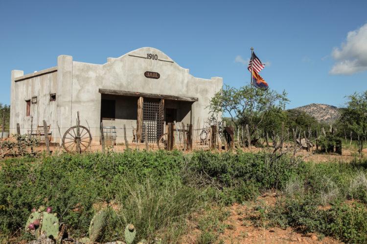 Visit the Historic Gleeson Jail