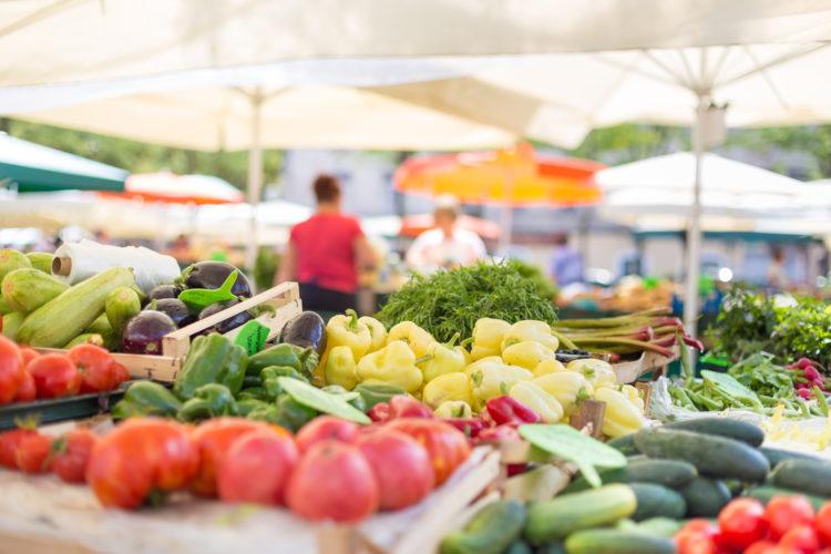 San Bernardino Downtown Farmers Market