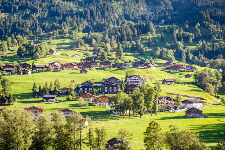 Check out the views from Pfingstegg