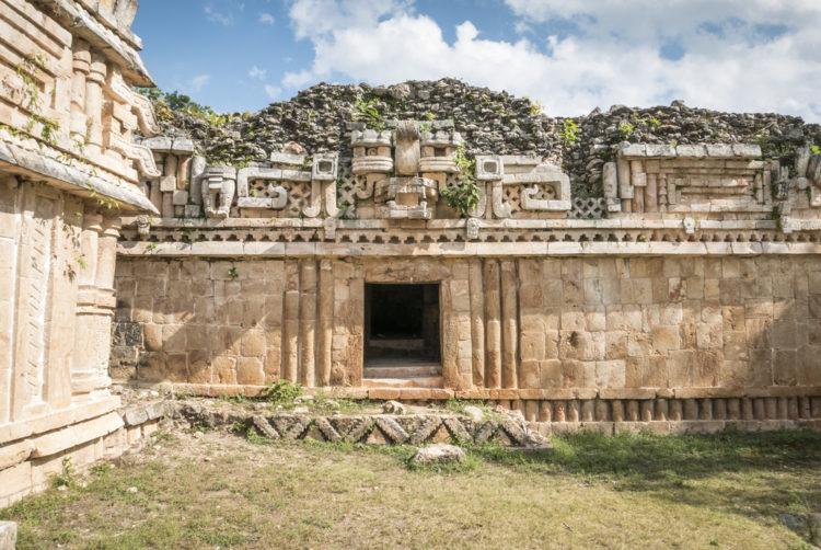 Explore the ruins of Ruta Puuc