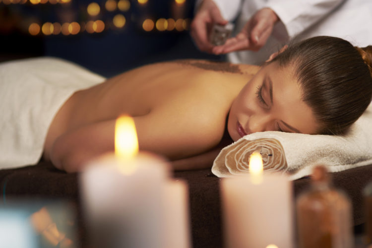 Indulge Yourself in a Spa Treatment