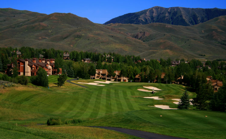 Play a Round of Golf At McCall Golf Club