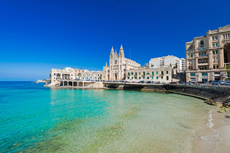 Malta's beaches