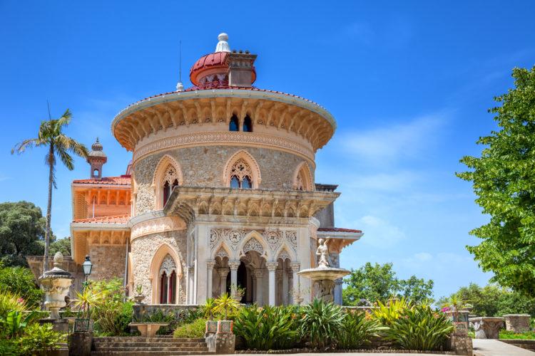 Tour Monserrate Palace