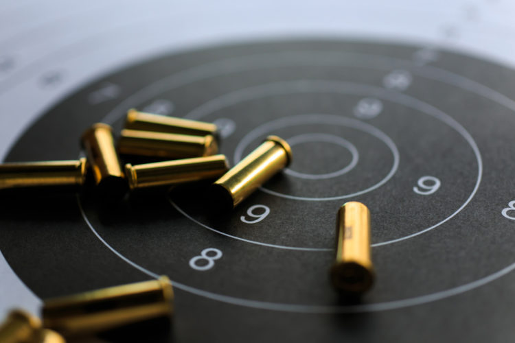 Practice your shot at Second Knoll Target Range