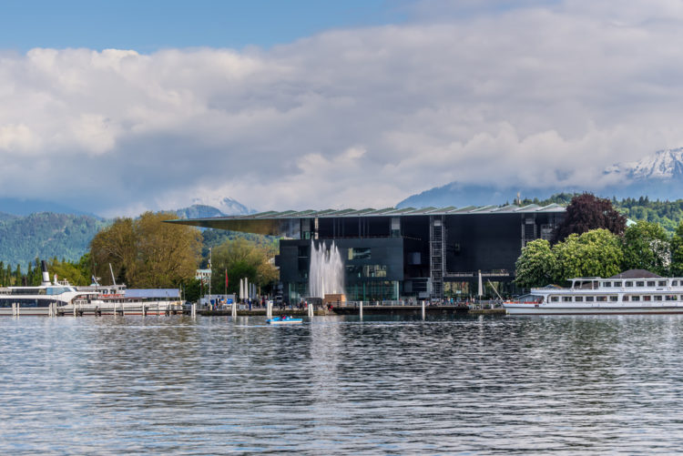 Lucerne Culture and Convention Center