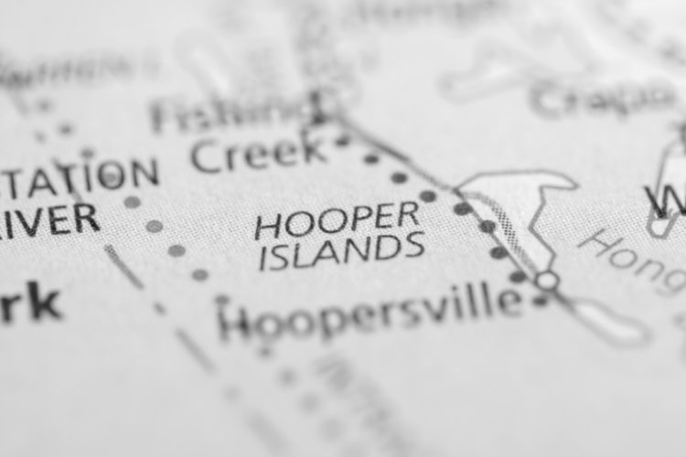 Hooper Island Road