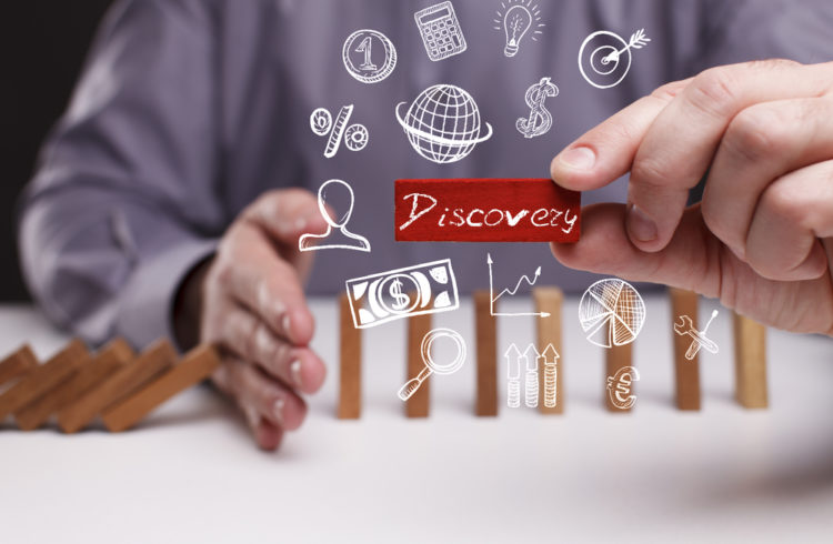 online discovery