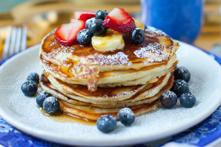 Enjoy Some Good Eats at The Pancake House