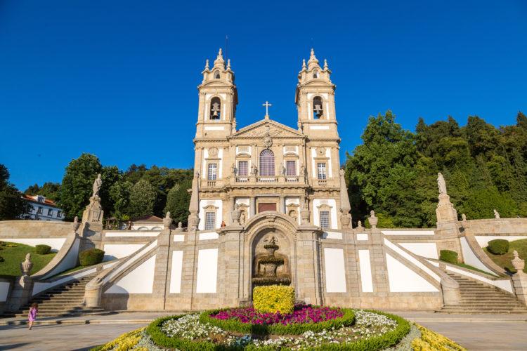 Explore the churches