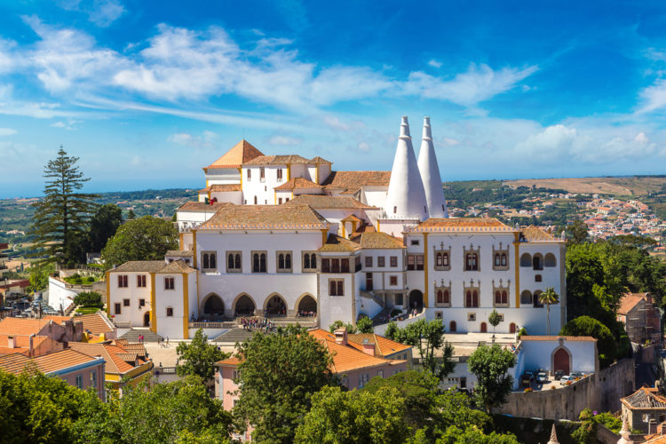 Tour the National Palace of Sintra