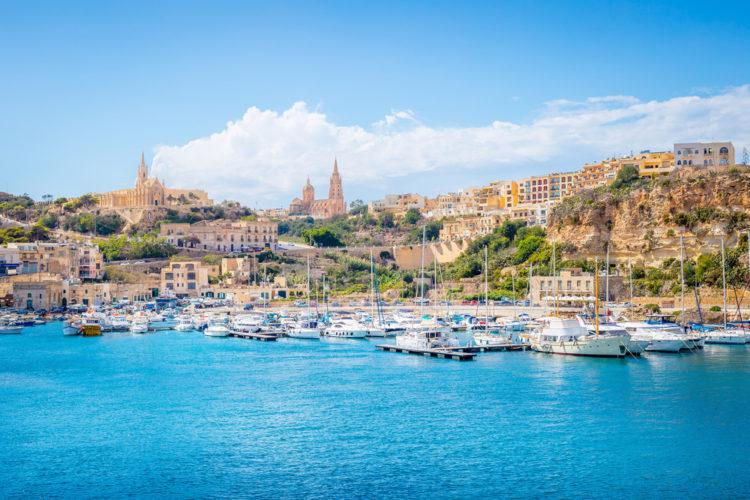 Take a day trip to Gozo