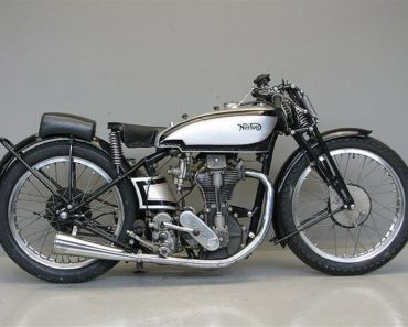 How to Get Your Hands on a 1932 Norton Commando