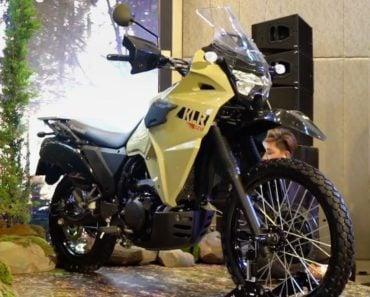 A Closer Look at the 2022 Kawasaki KLR650