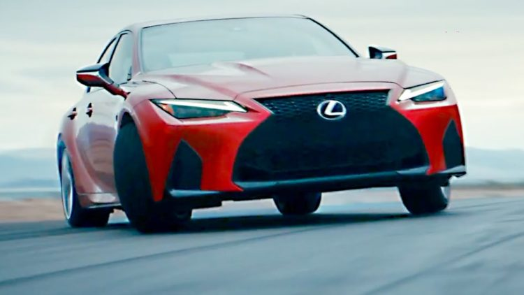 2022 Lexus IS500 F Sport Performance